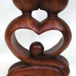 abstract-wood-carving, Traditional wood carvings, suar wood statues, balinese carving