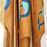 bali-handmade-coconut-windchimes, Bali Handicrafts, Bali Wood Arts, Gifts Balinese Handicrafts