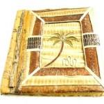 bali-handmade-banana-photo-album, wholesale bali banana fiber crafts photo album