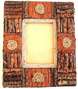 banana-leaf-photo-frame, banana tree leaf crafts, bali wholesale distributors