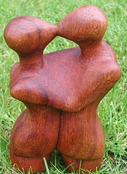 High quality abstract art, Balinese collectibles, wood sculpture, artisan carvings, home decor