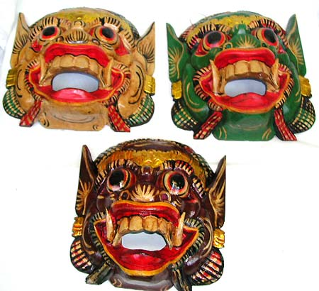 wood sculpture importer online bali tribal mask warehouse shop