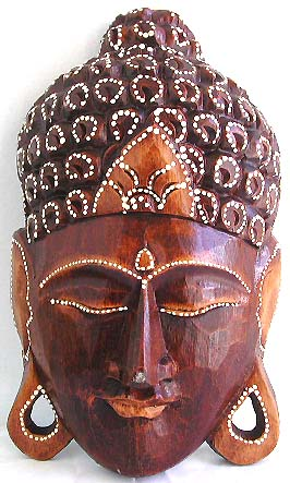 ... on Asian Handicraft Art Unique Indonesian Gifts Tribal Mask Folk Art