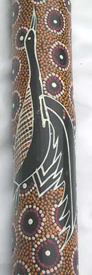 Aboriginal didgeridoo, wooden art paintings, indonesian music instrument, entertainment handicrafts, bali tribal gifts