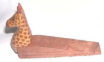 Bali decorated animal decor, home indonesian door jam, fun wood collectible, arts and crafts, handmade gift