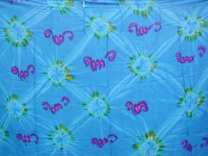 Screen print sarong, balinese fashion scarves, ladies beach wrap dress, summer wear, swimsuit cover up, resort apparel