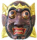 Unique bali art, handcrafted masks, painted decor, wall art, balinese accessory, wooden novelties, artisan gifts
