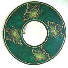 Butterfly lovers decor, country home accessories, decorative mirrors, painted vanity, artisan carvings, interior art