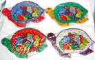 Sea turtle toys, kids bali designed puzzles, handcrafted indonesian gift, unique designed animal game, jigsaw puzzles